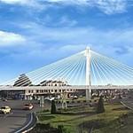 SOOSAR ROOGAH  CABLE -STAYED BRIDGE
