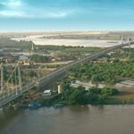 عملیات ساخت پل توتی بحری